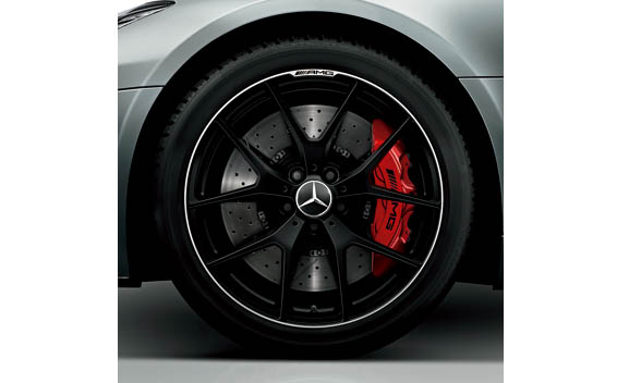 Mercedes-Benz SLS AMG 34