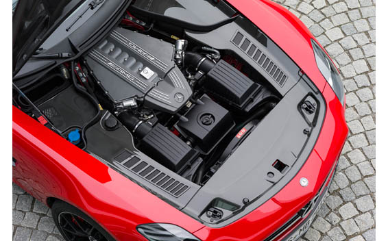Mercedes-Benz SLS AMG 35
