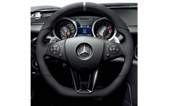 Mercedes-Benz SLS AMG 36