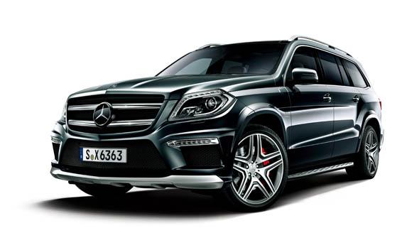 Mercedes-Benz GL-Class 1
