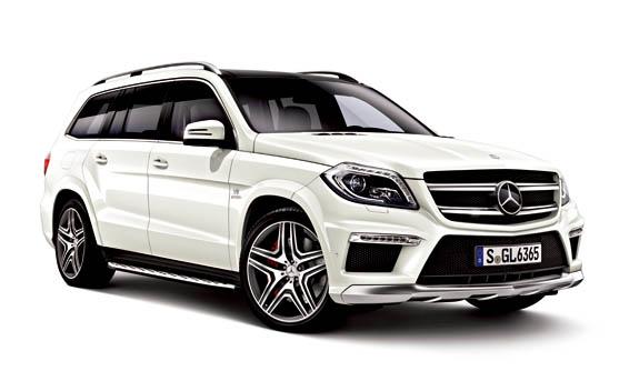 Mercedes-Benz GL-Class 2