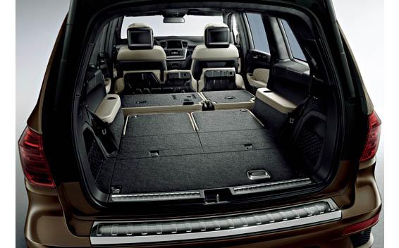 Mercedes-Benz GL-Class 4