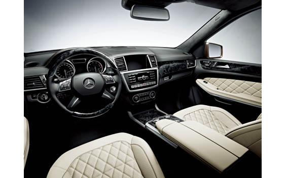 Mercedes-Benz GL-Class 5
