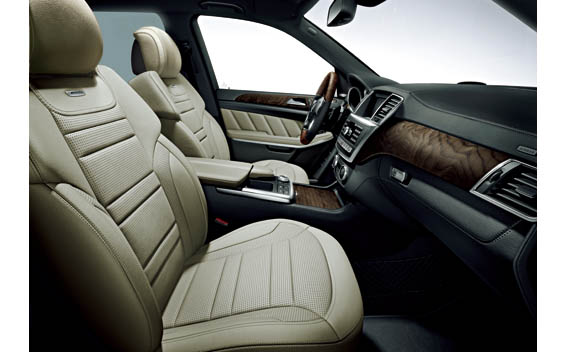 Mercedes-Benz GL-Class 6
