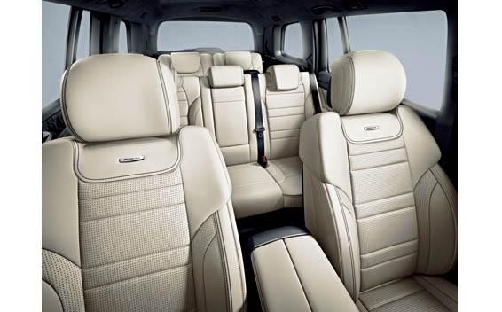 Mercedes-Benz GL-Class 7