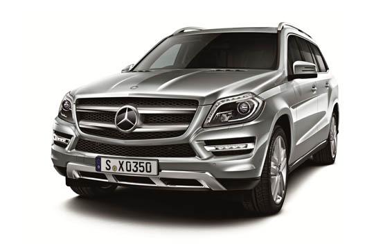 Mercedes-Benz GL-Class 8