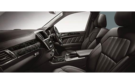 Mercedes-Benz GL-Class 9
