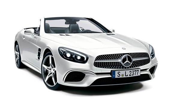 Mercedes-Benz SL-Class 1