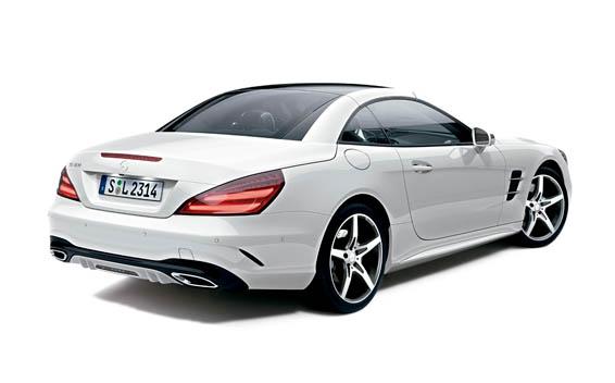 Mercedes-Benz SL-Class 2