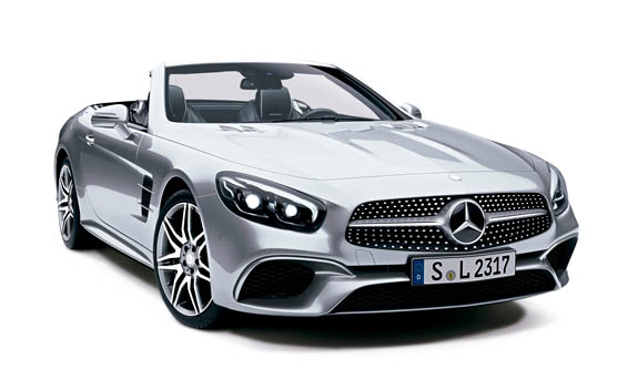 Mercedes-Benz SL-Class 3