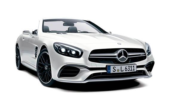 Mercedes-Benz SL-Class 5