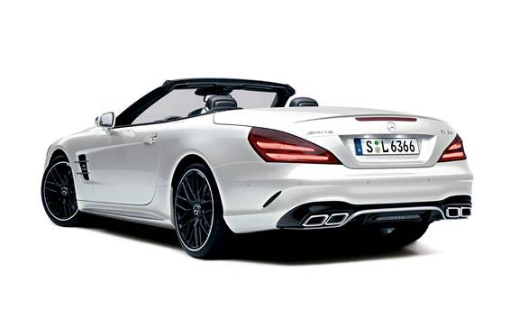 Mercedes-Benz SL-Class 6