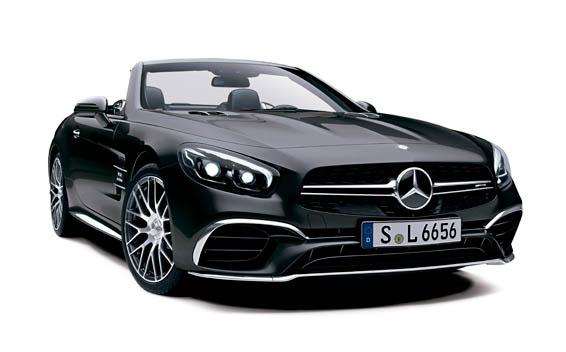 Mercedes-Benz SL-Class 7