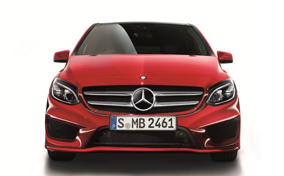 Mercedes-Benz B-Class 3