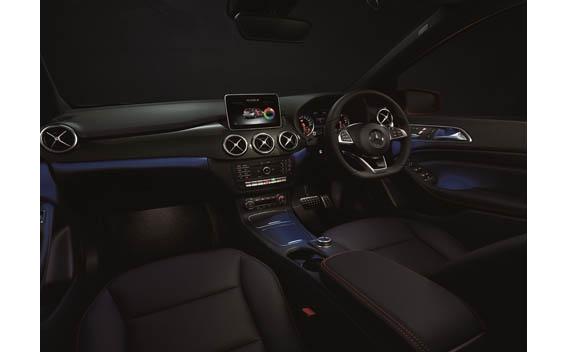 Mercedes-Benz B-Class 5
