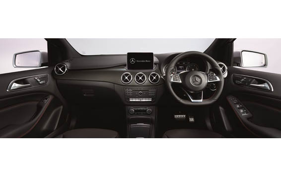 Mercedes-Benz B-Class 6