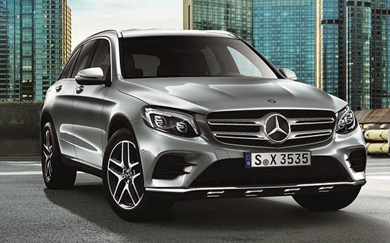 Mercedes-Benz GLC-Class 1