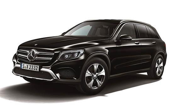 Mercedes-Benz GLC-Class 2