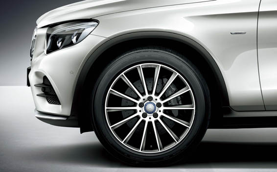 Mercedes-Benz GLC-Class 6