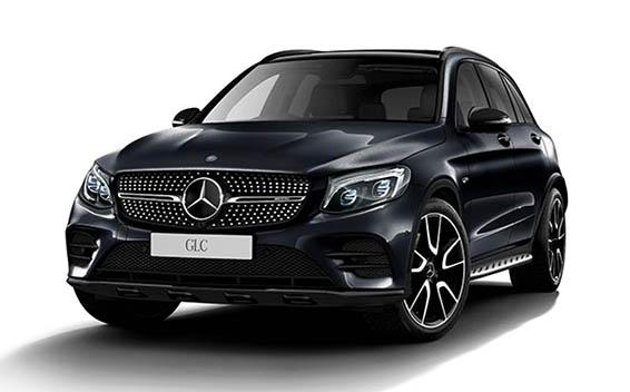 Mercedes-Benz GLC-Class 10