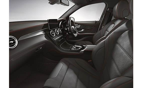 Mercedes-Benz GLC-Class 11