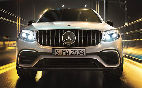 Mercedes-Benz GLC-Class 14