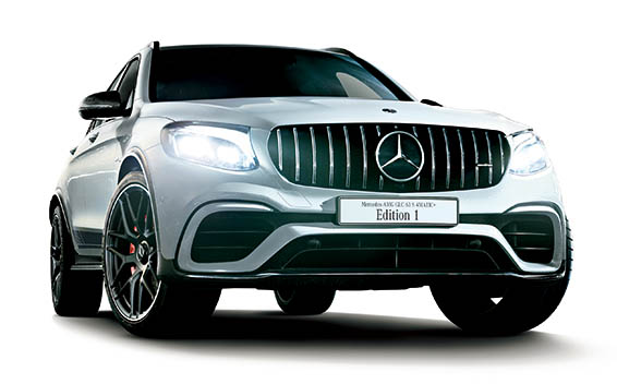 Mercedes-Benz GLC-Class 23