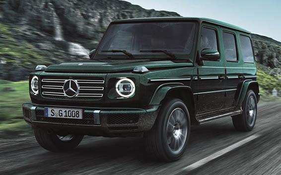 Mercedes-Benz G-Class 1