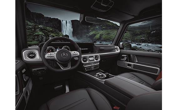 Mercedes-Benz G-Class 4