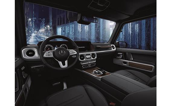 Mercedes-Benz G-Class 5