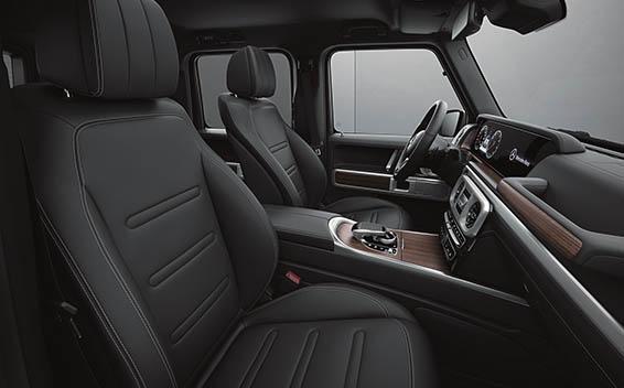 Mercedes-Benz G-Class 7