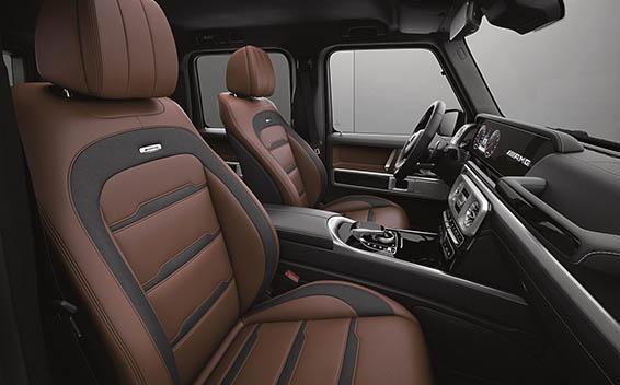Mercedes-Benz G-Class 8