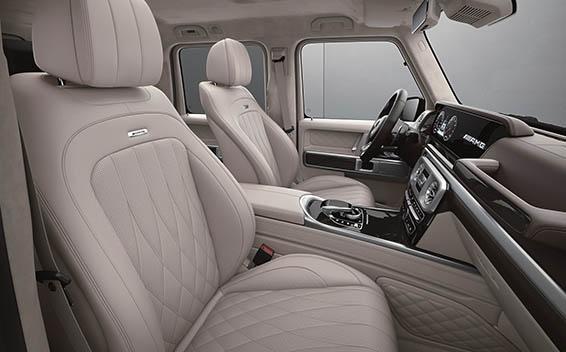 Mercedes-Benz G-Class 9