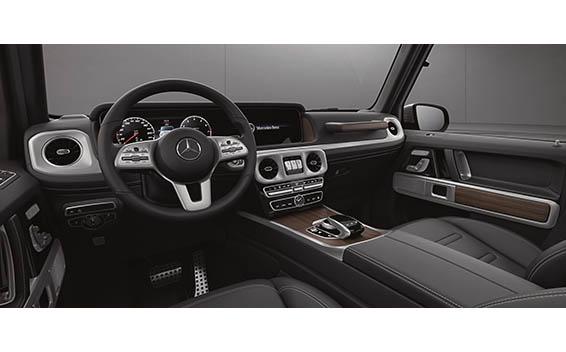 Mercedes-Benz G-Class 21