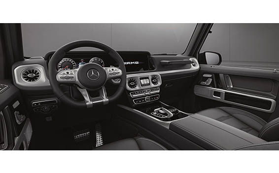 Mercedes-Benz G-Class 25