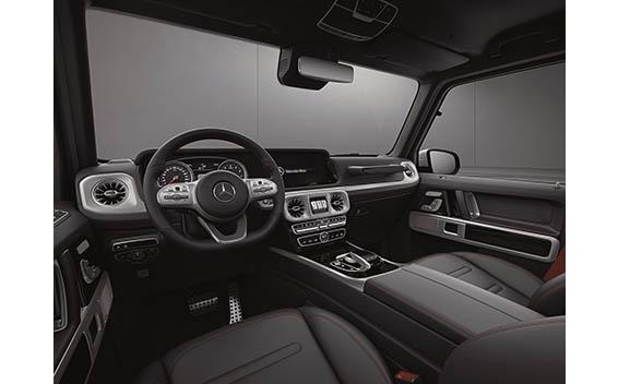 Mercedes-Benz G-Class 30