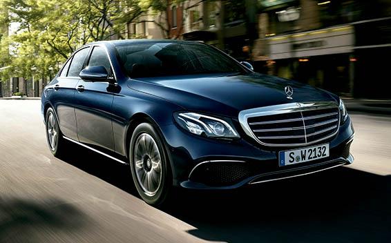 Mercedes-Benz E-Class 1
