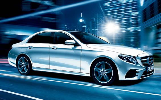 Mercedes-Benz E-Class 6