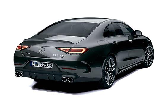Mercedes-Benz Cls-Class 7