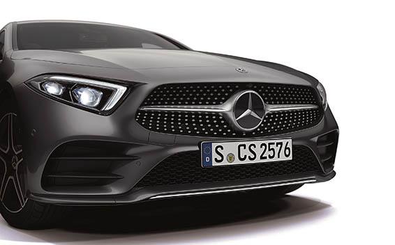 Mercedes-Benz Cls-Class 8