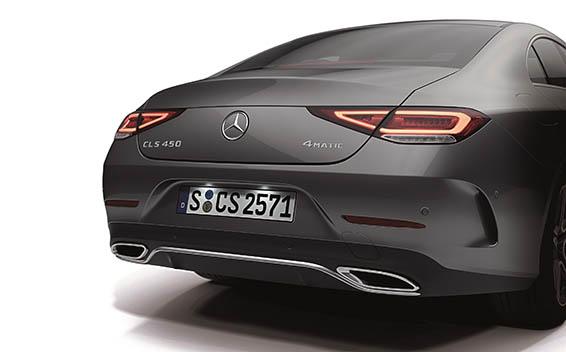 Mercedes-Benz Cls-Class 10