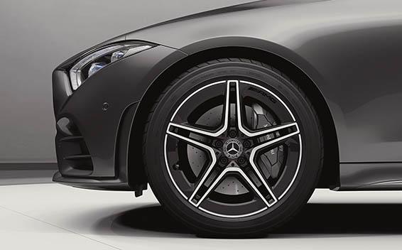 Mercedes-Benz Cls-Class 12