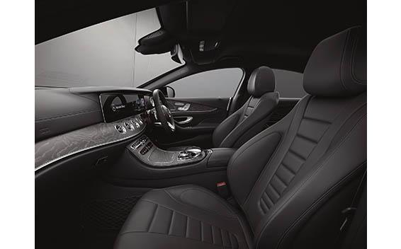 Mercedes-Benz Cls-Class 16