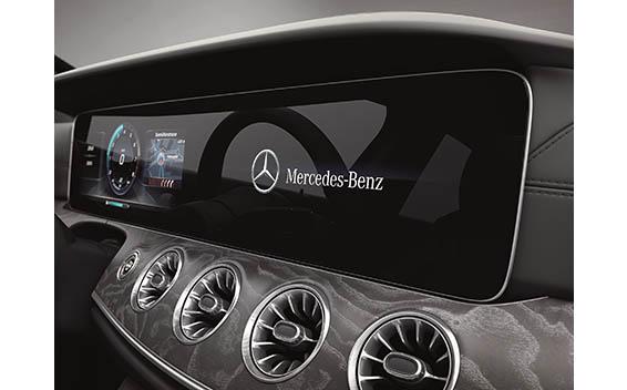 Mercedes-Benz Cls-Class 19