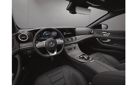 Mercedes-Benz Cls-Class 21
