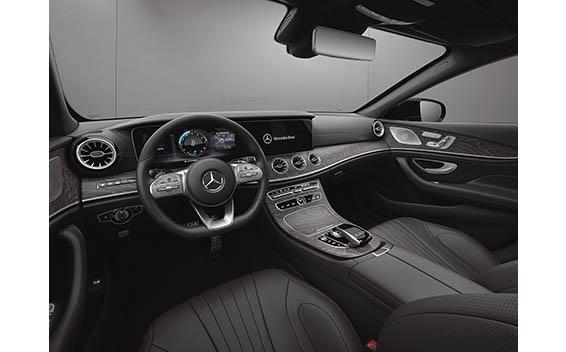 Mercedes-Benz Cls-Class 23