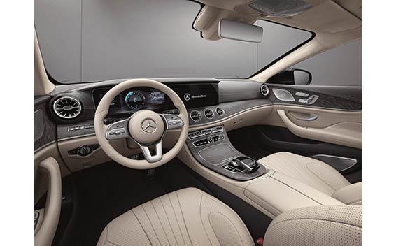 Mercedes-Benz Cls-Class 27