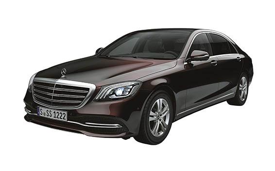 Mercedes-Benz S-Class 2