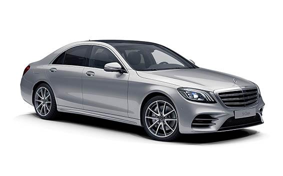 Mercedes-Benz S-Class 4
