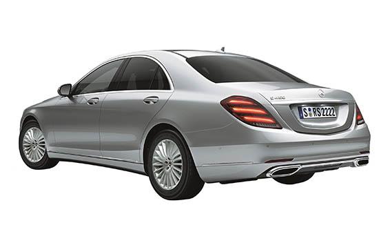 Mercedes-Benz S-Class 6